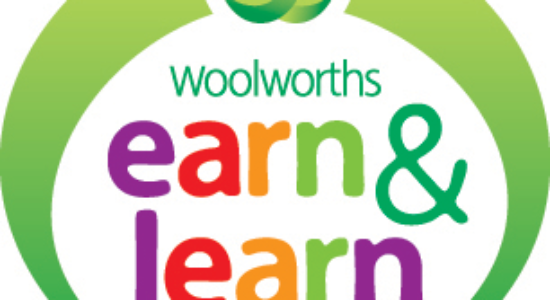 Woolworths Earn & Learn Program