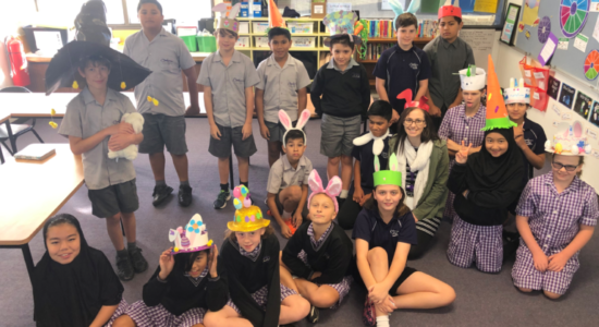 Easter Hat Parade 2019