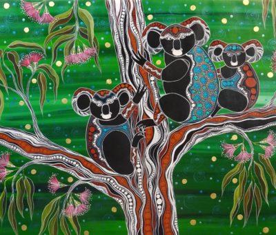 Dreamtime Tuesday – Why the Koala got a stumpy tail