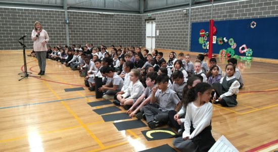 Year Three | Assembly