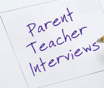 Parent Teacher Interviews-Thursday