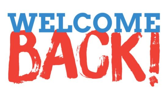Principal's blog | Welcome back