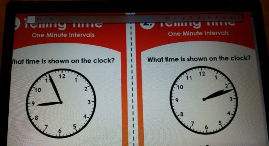 What is The Time On the Clock?