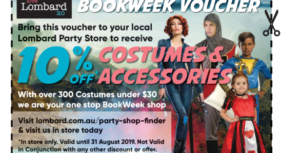 Whole School | Costume Discount