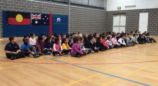 Year Two assembly
