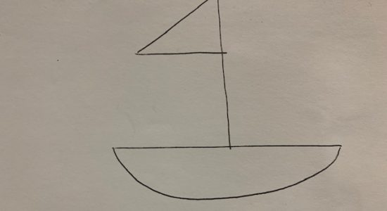 404| How To Draw a Boat