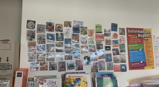 302 | Our Shared Reading Wall
