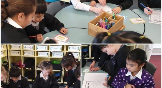 116| Working with Year Five Children