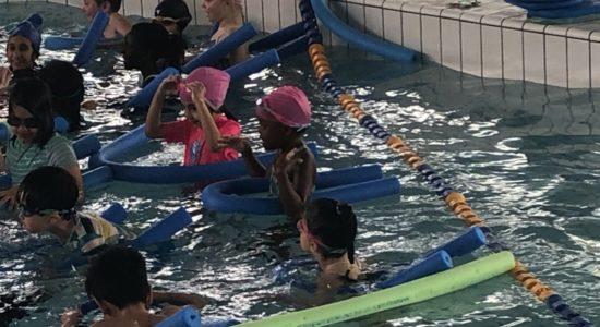 115| Swimming