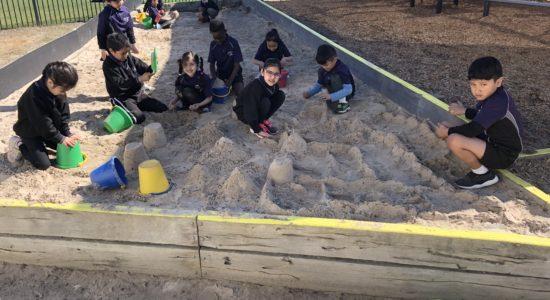 115| Sandpit
