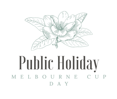 Public Holiday-Melbourne Cup Day