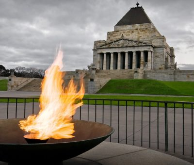 Year 5- Shrine of Remembrance Excursion