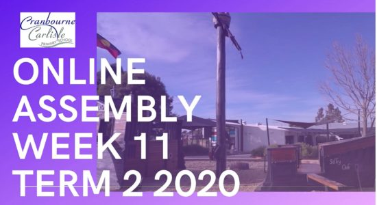 Term 2 Online Assembly