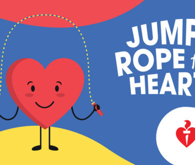 Jump Rope For Heart-Jump Off Day
